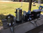 Bob's K2RFK Coffee Station